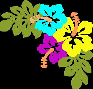hawaiian flower clip art borders clipart panda free clipart images rh clipartpanda com hawaiian flowers pictures clip art hawaiian flower clip art borders