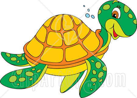 Hawaiian Sea Turtle Clipart | Clipart Panda - Free Clipart Images