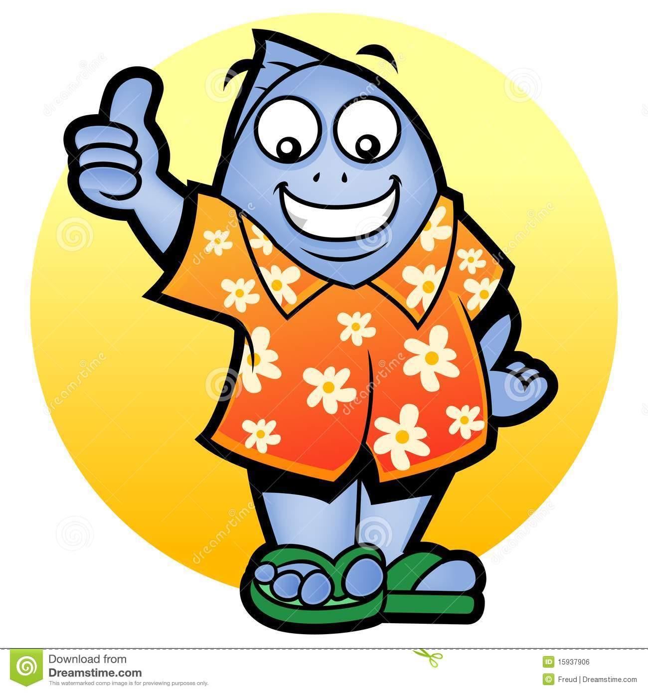 funny hawaiian clip art - photo #24