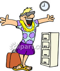 man going on vacation to clipart panda free clipart images rh clipartpanda com