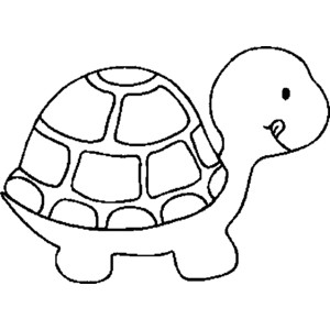 Turtle outline. USE! | Clipart Panda - Free Clipart Images
