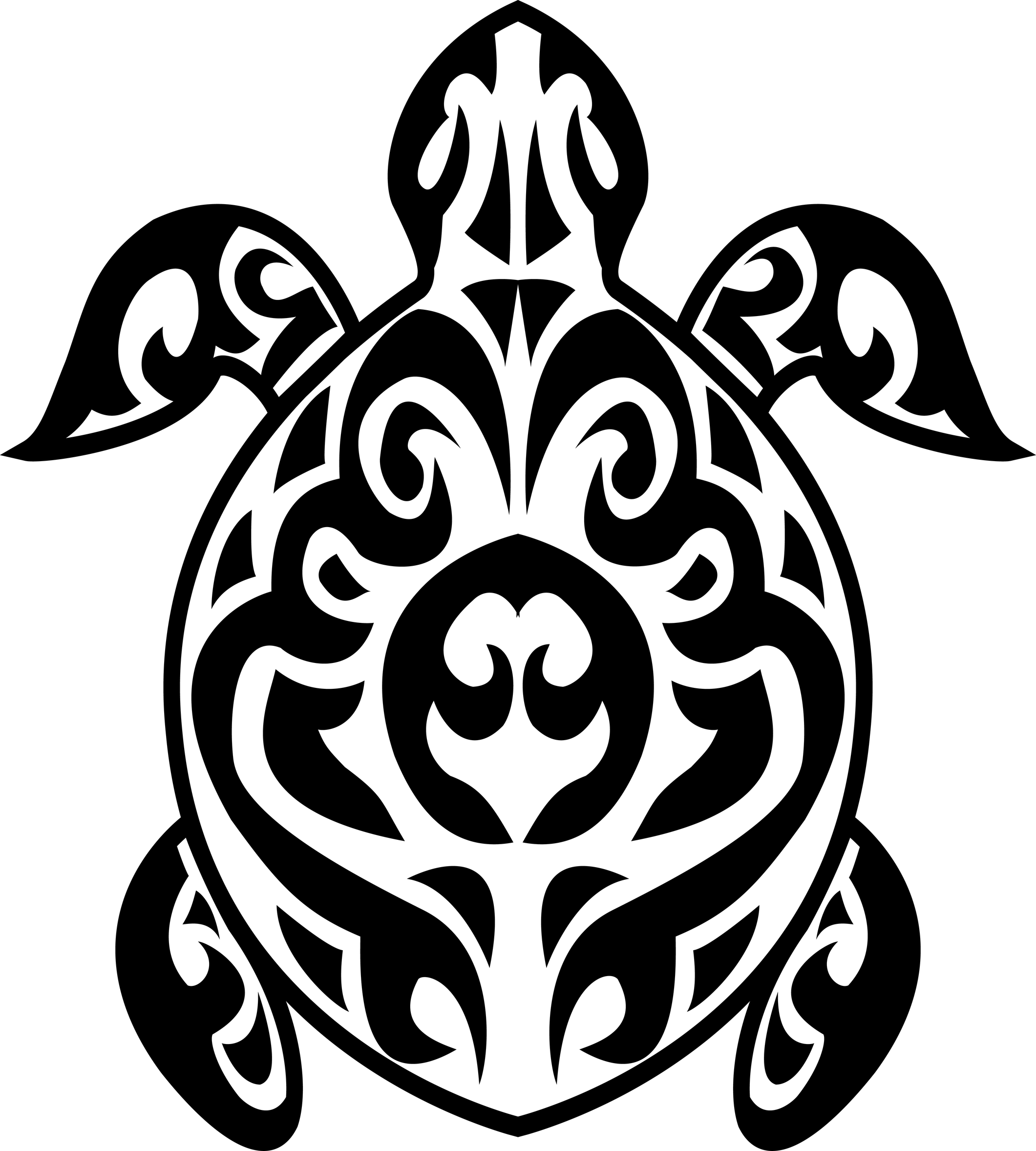 hawaiian turtle symbol clipart panda free clipart images. Black Bedroom Furniture Sets. Home Design Ideas
