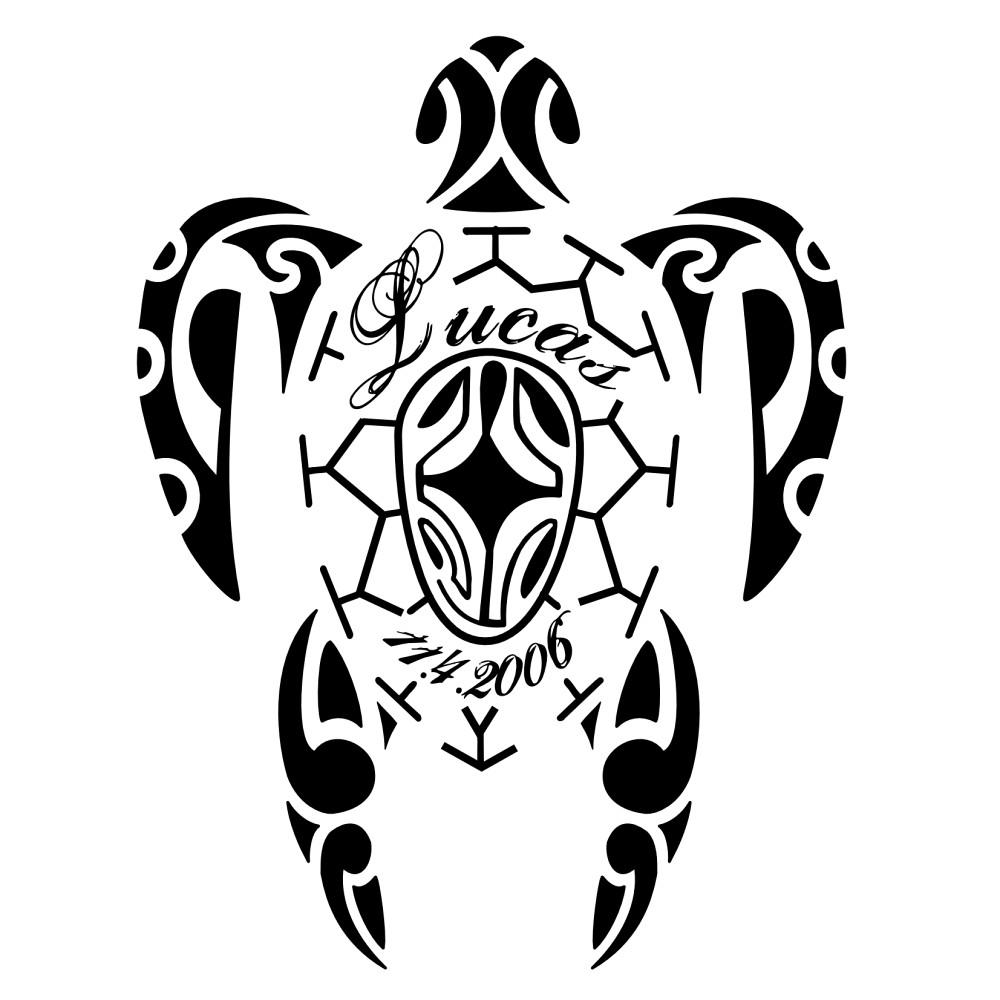 Using Hawaiian Turtle Tattoo | Clipart Panda - Free ...