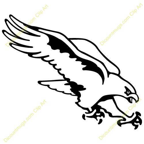 hawk clipart clipart panda free clipart images rh clipartpanda com Hawk Outline Hawk Mascot Clip Art