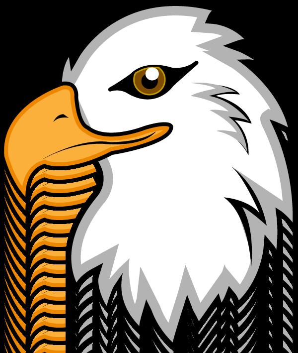 Hawk Mascot Clipart   Clipart Panda - Free Clipart Images