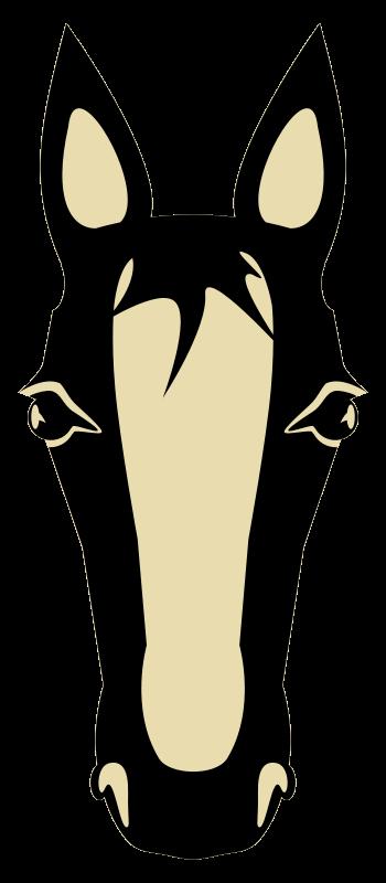 this clip art of a horse head clipart panda free clipart images rh clipartpanda com clipart horse head clipart horse head silhouette
