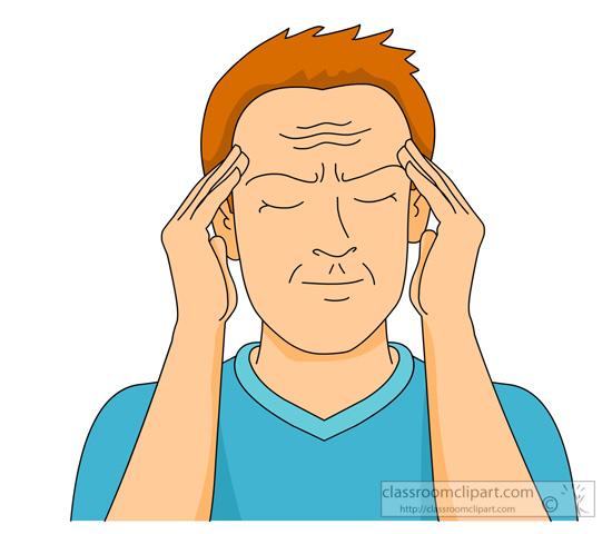 Migraines Clip Art