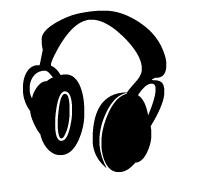 Clip Art Headphones Clip Art headphones clip art free clipart panda images art