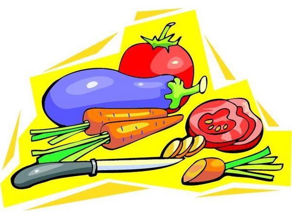 Healthy Clip Art