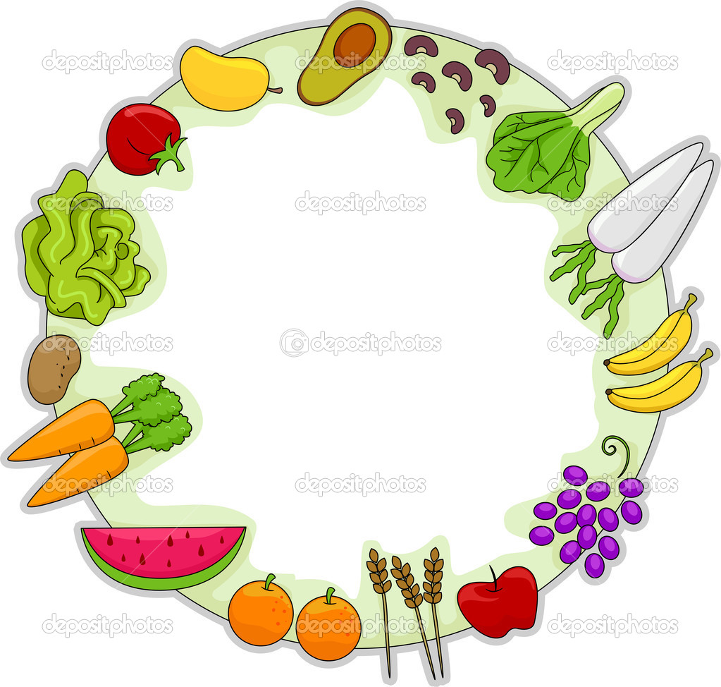 food borders and frames clipart panda free clipart images Herb Border free fruit and vegetable borders clip-art