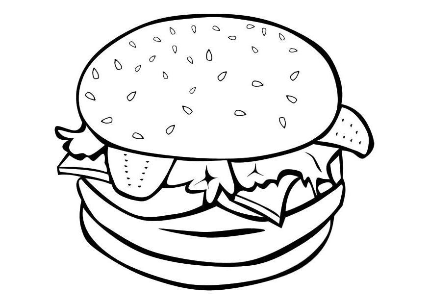 coloring pages healthy foods - unhealthy snacks coloring pages coloring pages