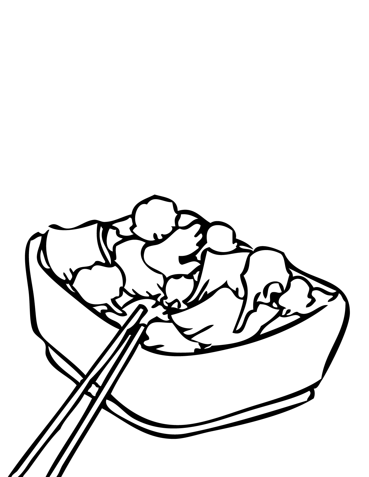 healthy20food20coloring20pages - Food Coloring Pages
