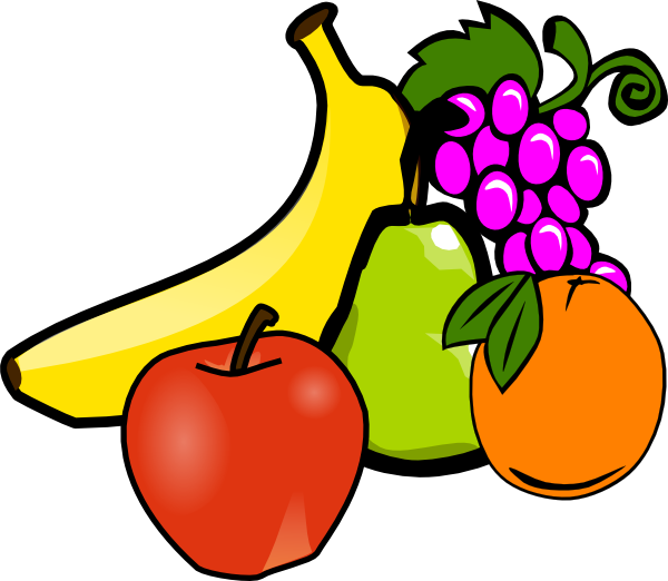 Healthy Snack Clipart | Clipart Panda - Free Clipart Images