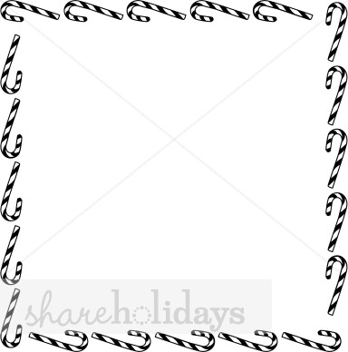 Clipart Christmas Lights Borders