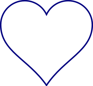 Blue Heart Clipart | Clipart Panda - Free Clipart Images
