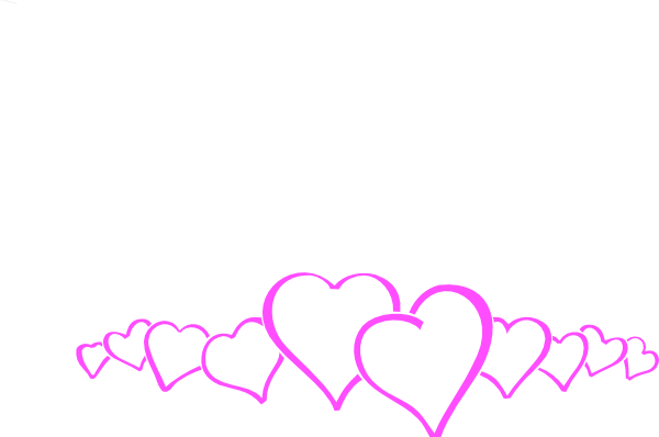 Heart Corner Border Clip Art | Clipart Panda - Free ...
