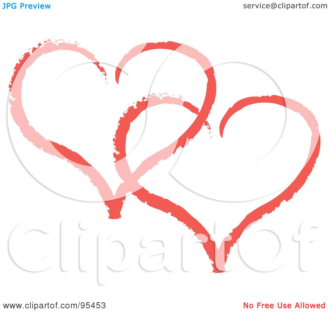 Clip Art Heart Outline | Clipart Panda - Free Clipart Images