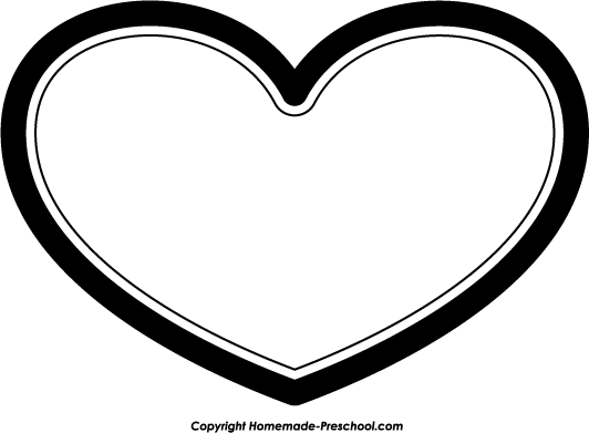 heart outline clipart black and white clipart panda free clipart rh clipartpanda com free clipart heart outline heart outline clipart red