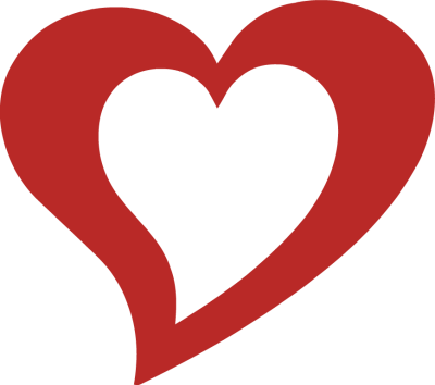 clipart heart shape | clipart panda - free clipart images, Human Body