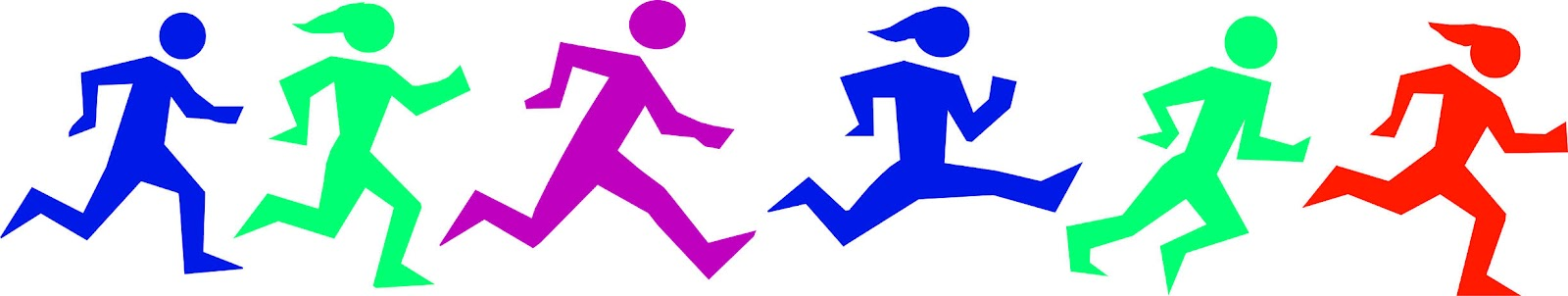 Image result for cross country clip art free running