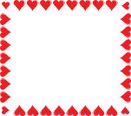 Clip Art Heart Border Clip Art heart border clip art clipart panda free images