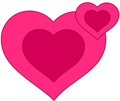 Heart Clipart With Transparent Background