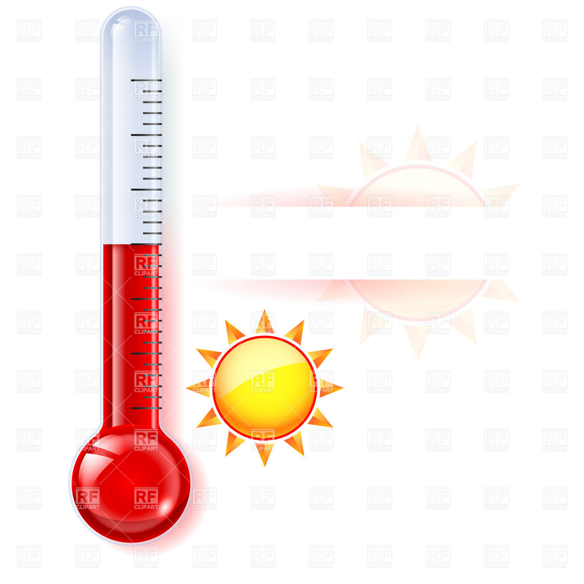 Heat Cool Air Conditioner Heat Clipart Clipart Panda Free Clipart Images