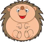 Hedgehog Clip Art