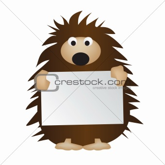 Hedgehog Clipart Free