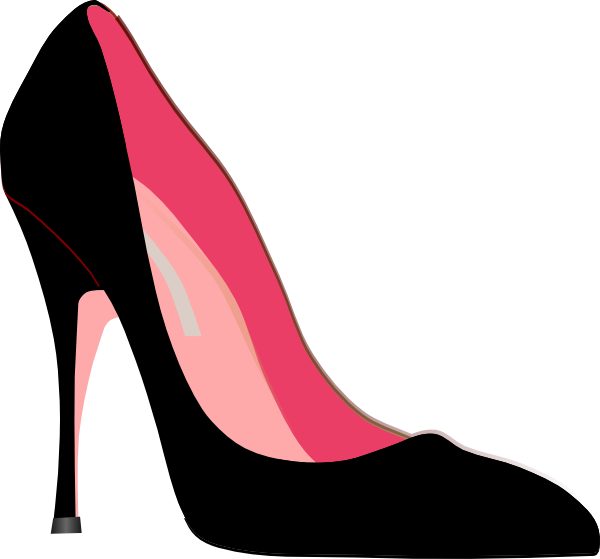black high heels clip art clipart panda free clipart images rh clipartpanda com high heels clip art black and white high heel clip art free