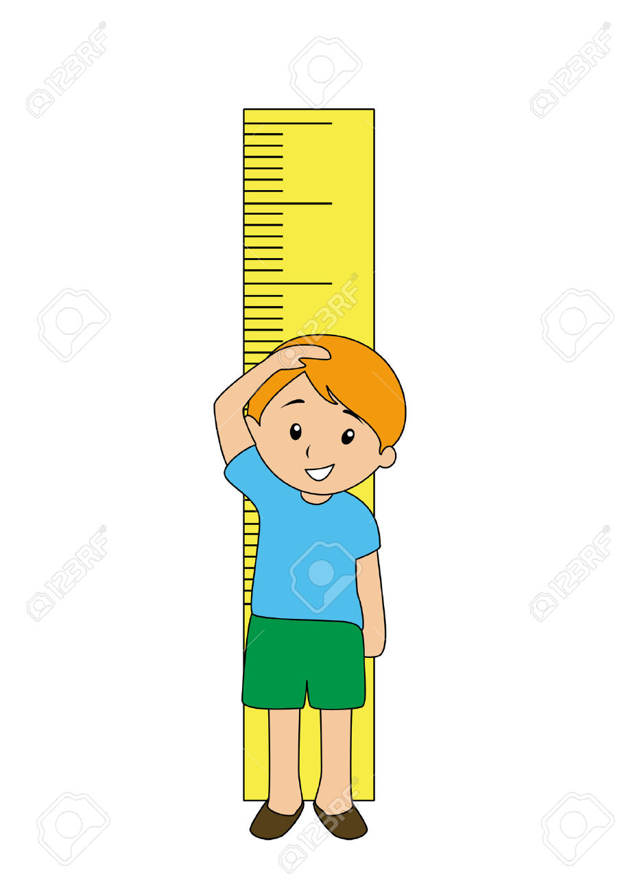 height boy measuring height clipart panda free
