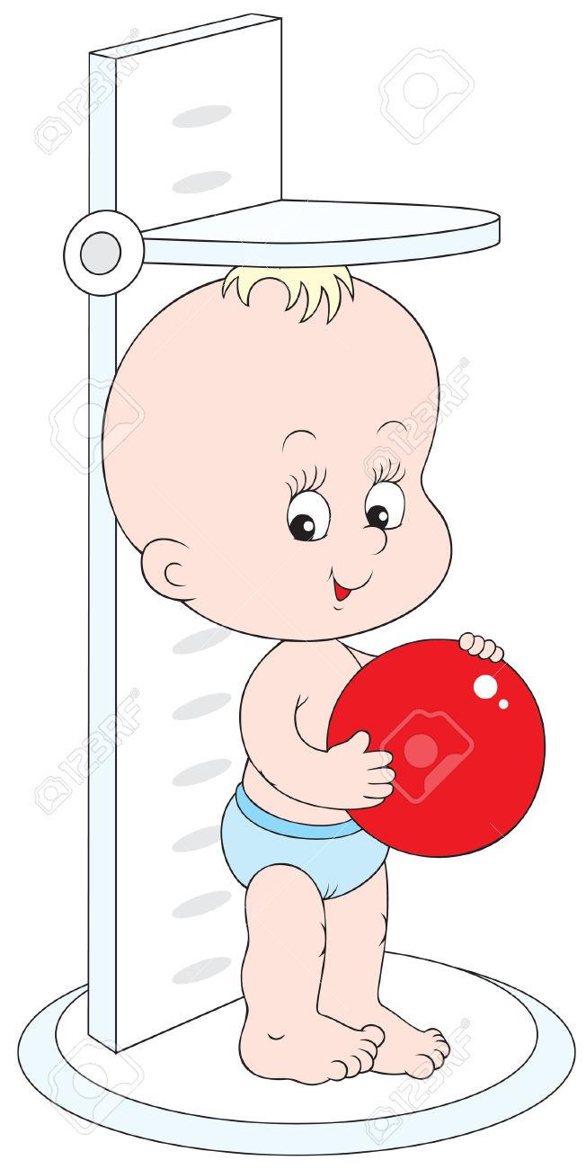 Measuring Weight Cartoon Height Clipart | Clipa...