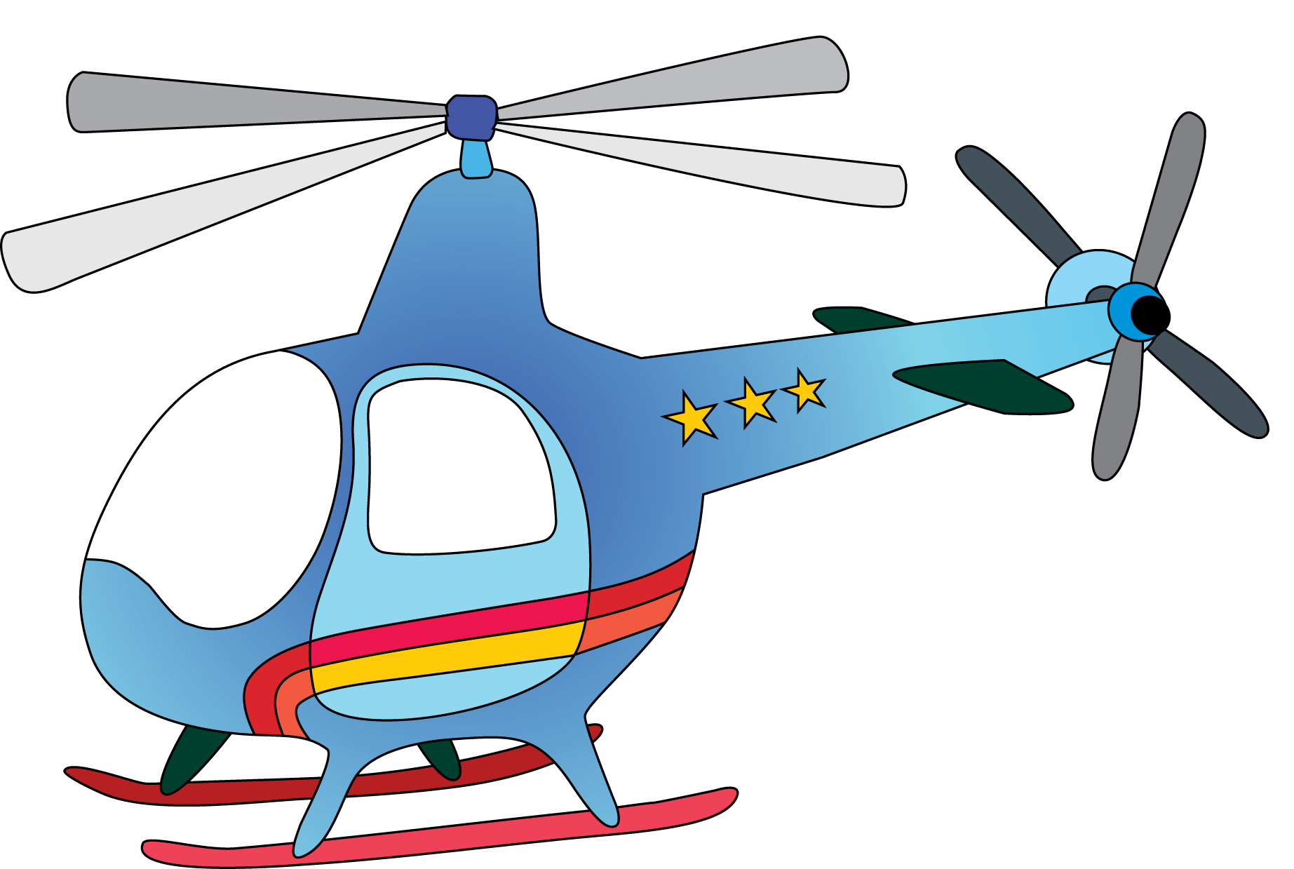 helicopter clipart clipart panda free clipart images rh clipartpanda com helicopter clipart outline helicopter clipart preschool