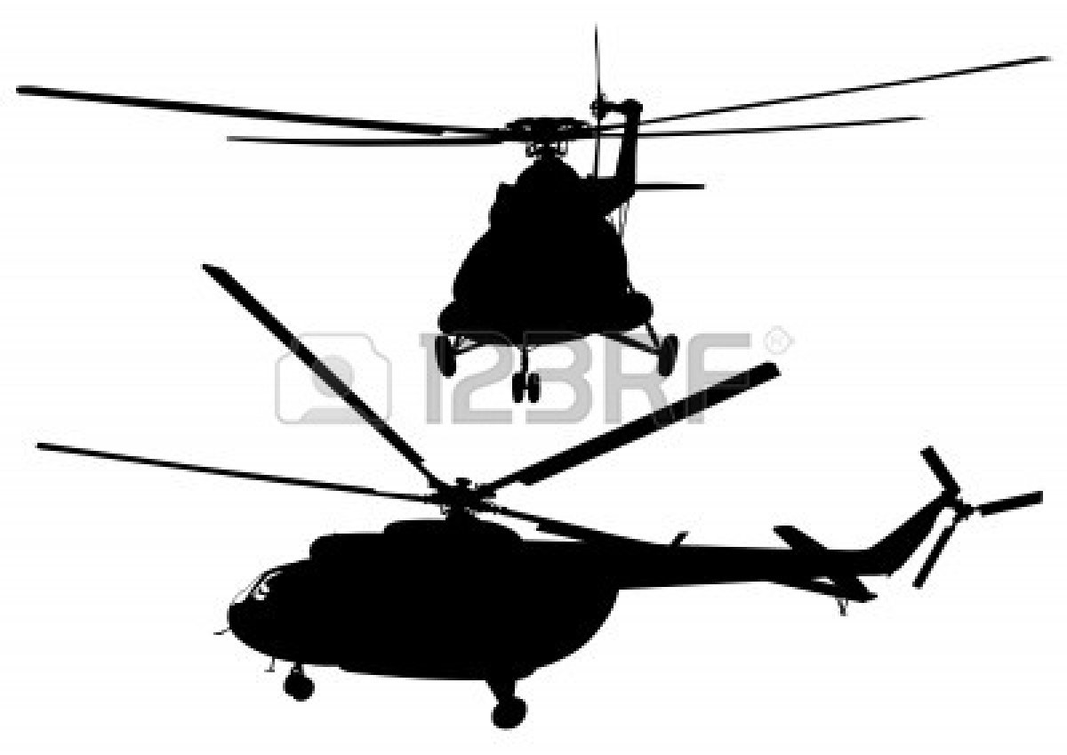Helicopter Vector Png