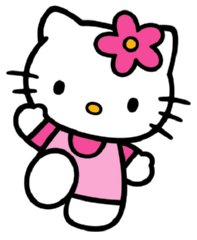 hello kitty clipart clipart panda free clipart images rh clipartpanda com hello kitty clipart clip art hello kitty easter