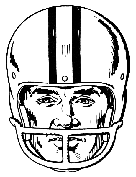 football helmet drawing front view clipart panda free clipart images