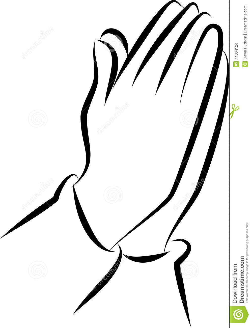 ... Praying Hands Clipart Black And White | Clipart Panda - Free Clipart