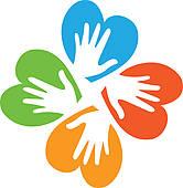 Clip Art Helping Hands Clipart helping hands clipart panda free images