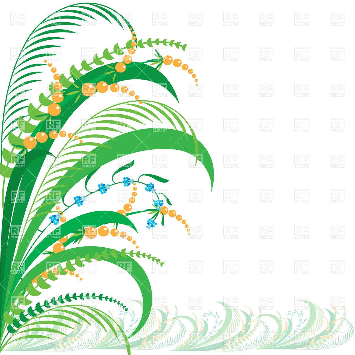 Free Vector Clipart Grass