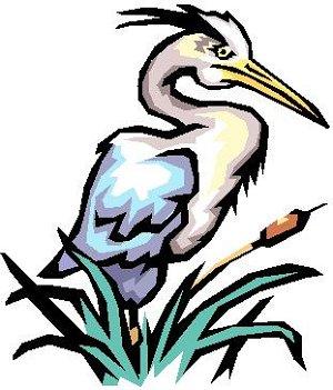 Heron Clip Art | Clipart Panda - Free Clipart Images