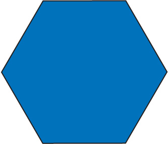 Hexagon Shape Clip Art | Clipart Panda - Free Clipart Images
