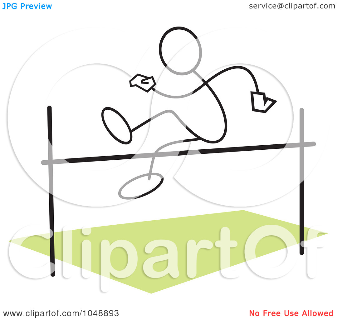 high jump clipart - photo #21