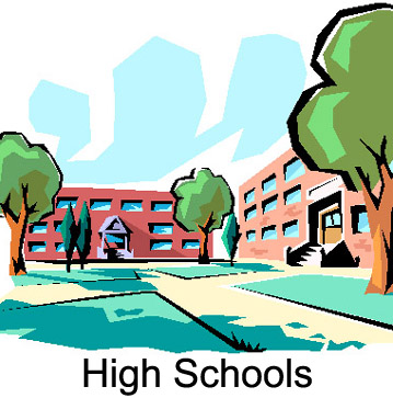 High School Building Clip Art | Clipart Panda - Free Clipart Images