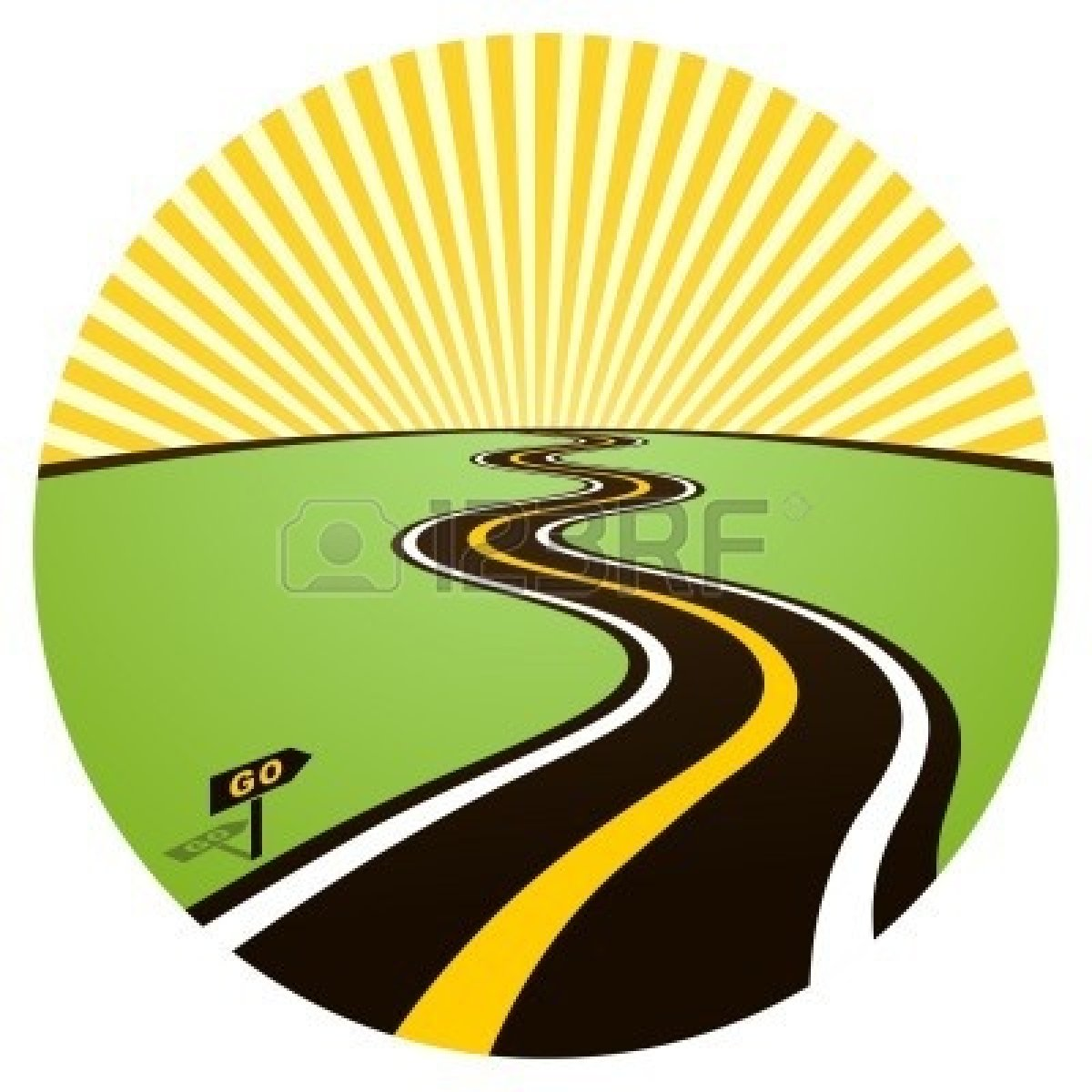 Highway 20clipart   Cl...