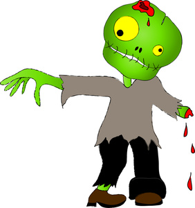 comThis zombie clip art image | Clipart Panda - Free Clipart Images