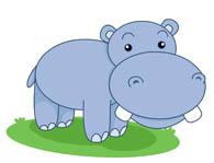 cute hippopotamus clipart clipart panda free clipart images rh clipartpanda com hippopotamus clipart free hippopotamus clipart gif