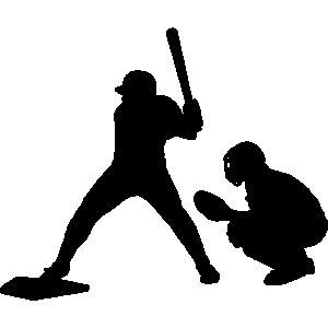 baseball player clipart catcher clipart panda free