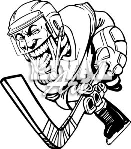 Hockey Clip Art Cartoon Fighting | Clipart Panda - Free Clipart Images