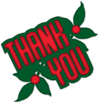 Holiday Thank Y... Free Clipart Images For Holidays