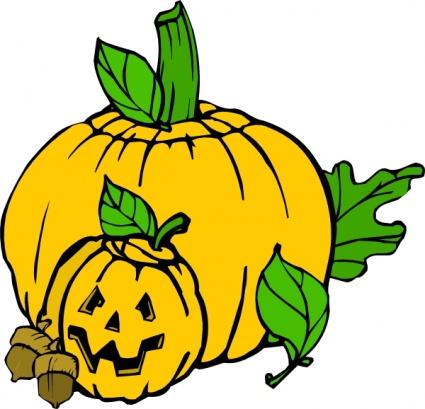 Pumpkins Colour clip art | Clipart Panda - Free Clipart Images